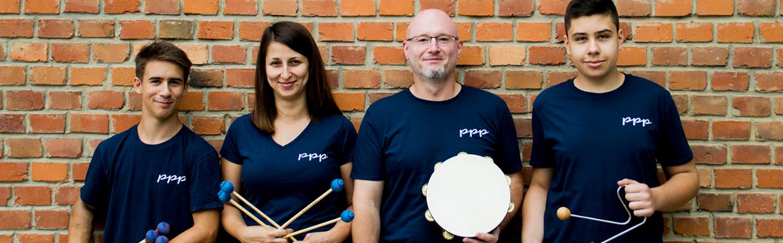 Percussion Project Pécs koncert