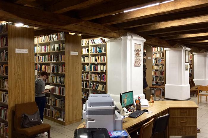 Városi Könyvtár